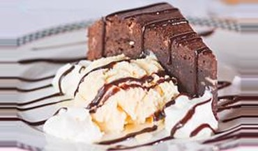 Chocolate Cheese Cake From cake mix.