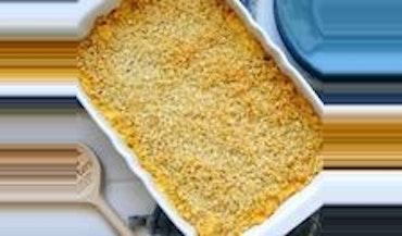Sweet Potato and Zucchini Casserole