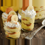 Banana pudding / parfait