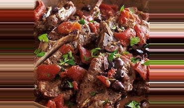 Lamb Skillet Dinner