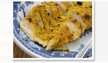 Tandoori Curry Chicken