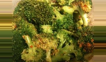 Simple Lemon Pepper Broccoli
