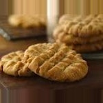 Busy Lady Peanut Butter Cookies