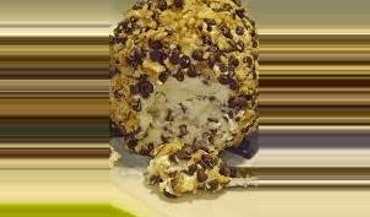 Simple Chocolate Chip Cheese Ball
