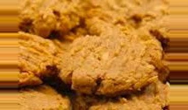 Easy 1 2 3 Peanut Butter Cookies