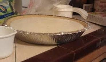 Soursop Cream Pie