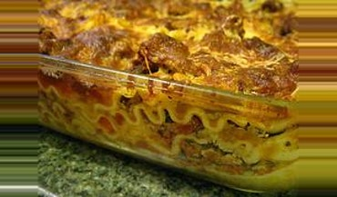 Mama's EZ Lasagna