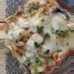 Matzo Lasagna Pizza