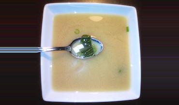 Simple Vegan Miso Soup