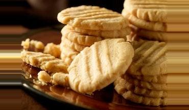 Easy Peanut Butter Ccookies