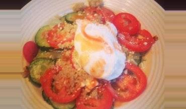 Quinoa & Sauteed Veggies