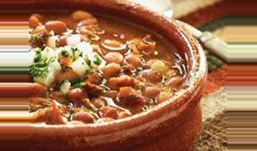 Frijoles Charros (Charro Beans)