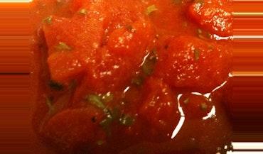 Sweet N' Spicy Chunky Tomato Sauce