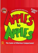 Mattel Apples to Apples Game