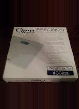 Ozeri Ozeri Precision Digital Bathroom Scale