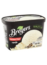 Breyers Lactose Free Vanilla Ice Cream