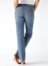 Levi's Jeans Perfectly Slimming 512 Jeans
