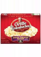 Orville Redenbacher's Movie theater butter popcorn