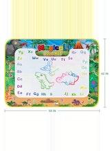 Obuby Aqua Magic Doodle Water Mat