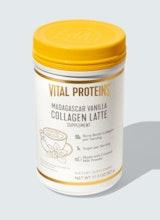 Vital Proteins Madagascar Vanilla Collagen Latte Supplement