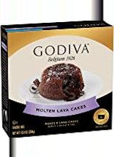 Godiva  Molten Lava Cake Baking Mix
