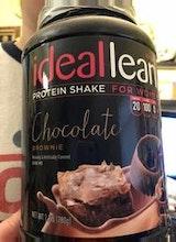 IdealFit Chocolate Brownie Protein Powder