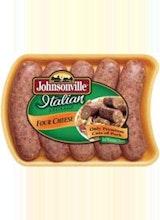 Johnsonville Four Cheese Italian Sausage