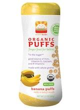 HAPPYBABY Organic Puffs