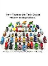 Thomas the tank engine wooden Thomas trains
