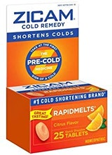 Zicam Cold Remedy