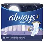 Always Maxi…