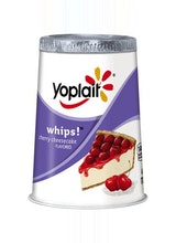 Yoplait Whips! Cherry Cheesecake