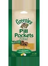 Greenies Pill Pockets Treats