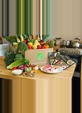 Hello Fresh Classic Food Box