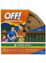 OFF!  Mosquito Coil