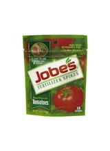 Jobe's Tomato Outdoor Fertilizer Food Spikes