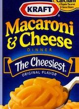 Kraft Macaroni and Cheese Macaroni and Cheese