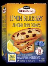 Nonni's THINaddictives Lemon Blueberry