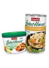 Campbell's® Select Harvest® Soup